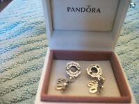 New Authentic Pandora Charms Friends Forever
