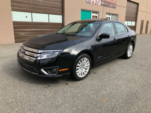 2010 Ford Fusion SEL Hybrid Fully Loaded + 4 Snow Tires