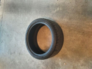 ALMOST Brand New Sports Tires (255/35/Z19) One Season OLD!