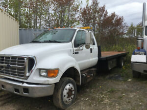f650 tow truck