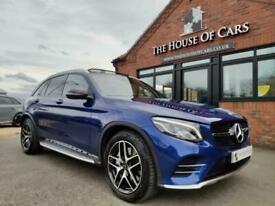 image for 2018 Mercedes-Benz GLC CLASS 3.0 GLC43 V6 AMG (Premium Plus) G-Tronic 4MATIC (s/