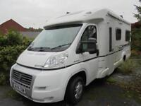 BESSACARR E520, 2 BERTH, U LOUNGE, LOW PROFILE, 19,441 MILES, EXCELLENT
