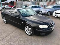Saab 9-3 2.0t Vector ~ Convertible ~ 127K ~ FEB 19 Mot ~