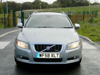 2008 58 Volvo V70 2.4 D5 ( 185ps ) 2008MY SE Sport R-Design WITH FVSH+TOP SPEC