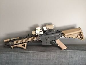 Paintball/airsoft VFC mk-18