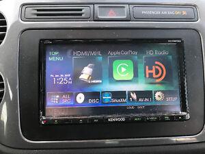 """Kenwood 7"""" Excelon Car Audio CD Apple Play DDX9902s"""