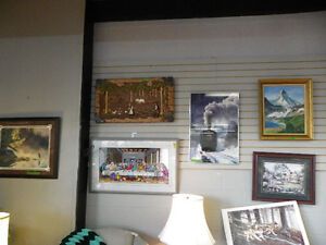 Pictures, Paintings, etc.
