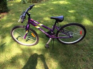 Extra small mountain bike for girl