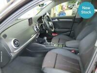 2017 Audi A3 1.6 TDI 116 Sport 5dr S Tronic HATCHBACK Diesel Automatic