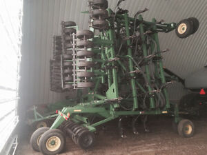 John Deere 1820 Air Drill 61' Capstan NH3