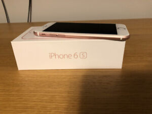 Bell iPhone 6s Rose Gold 32g