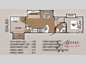 2012 Dutchmen RV Denali 324 LBS