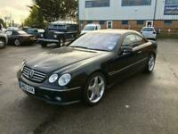 2002 Mercedes-Benz CL CL55 Auto COUPE Petrol Automatic