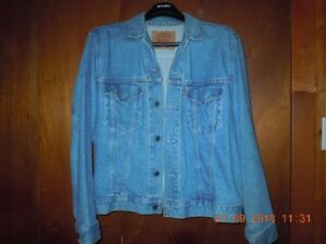 JEANS JACKET LEVIS STRAUSS 44 HOMME