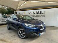 2016 Renault Kadjar RENAULT KADJAR 1.5 dCi Dynamique S Nav 5dr SUV Diesel Manual