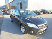 Ford Focus 1.6 ( 100ps ) auto 2007.5MY Style AUTOMATIC