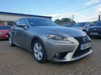 2013 Lexus IS 300 2.5 SE E-CVT 4dr Saloon Petrol/Electric Hybrid Automatic