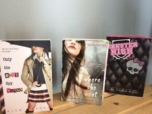 3 teen books