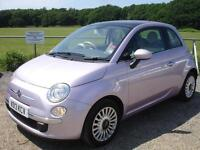 Fiat 500 1.2I LOUNGE S/S PANORAMIC ROOF