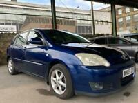 2005 (05) Toyota Corolla 2.0 D-4D T Spirit 5dr   12 Months MOT