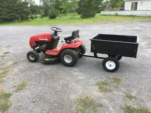 Lawn tractor 13.5 hp