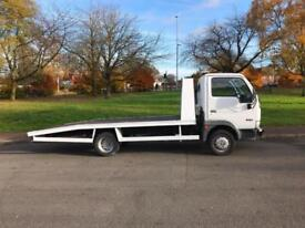 Nissan Cabstar 3.0 Recovery Transporter - Recovery Truck