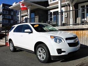 2014 Chevrolet Equinox 1LT / 5 seater / 2.4L  *Excel. Cndtn*