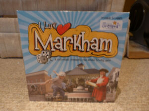 Markham Monopoly New In Plastic