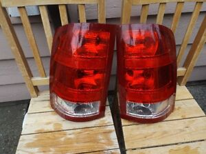 gm tail lights and mirror covers