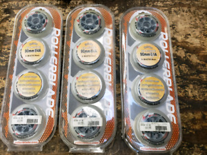 Roues pour Rollerblade 84 et 90mm