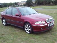 2001 Rover 45 2.0 Club 4dr Auto Saloon Petrol Automatic