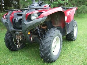 YAMAHA GRIZZLY 550 special edition