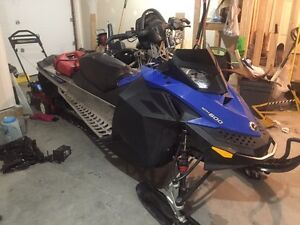 2010 Ski-doo Summit XP 600