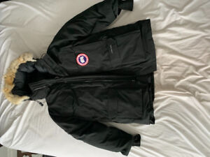 Large Canada Goose Parka Expedition Edition