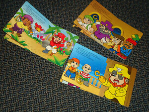 Set of 3 Little Pirates Board Back Books Kingston Kingston Area image 4