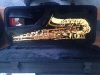 Hanson alto sax