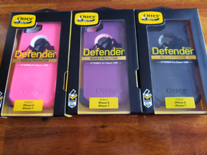 New iPhone 7 8 Otterbox Defender Cases