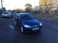 Vauxhall Corsa- 1L Petrol, 12 Month MOT, 81K Miles 2xKeys, Cheap to Run, 2 Owners from new