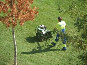***Lawn Aerating - This Weekend - ONLY $40*** Sarnia Sarnia Area image 1