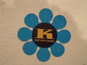 Vintage Original 1970's KEYSTONE Sticker / Decal - Sarnia Sarnia Area image 1