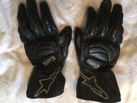 Alpine star gloves