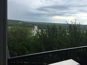 Large RAVINE Condo with River View