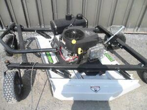 Pull Type Mower