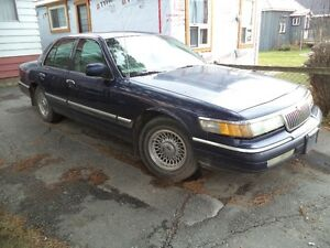 1994 Mercury Grand Marquis Sedan  open to offers