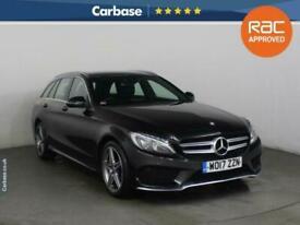 image for 2017 Mercedes-Benz C Class C220d 4Matic AMG Line 5dr Auto Estate ESTATE Diesel A