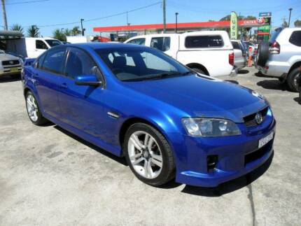 2007 Holden Commodore VE SV6 AUTOMATIC 173KMS LEATHER 4D Sedan Lansvale Liverpool Area Preview