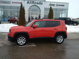 2016 Jeep Renegade North 4x4, Brand New just $27325 London Ontario image 2