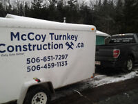 mccoy turnkey construction
