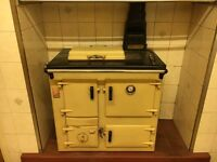 Rayburn No. 3 Solid Fuel Cooker - SOLD!!!!