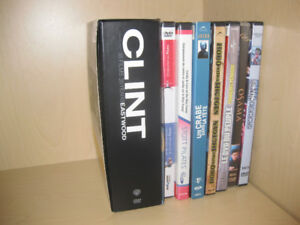 DVD, CD et VHS - 120 articles